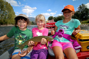 The Girls on the Elk River